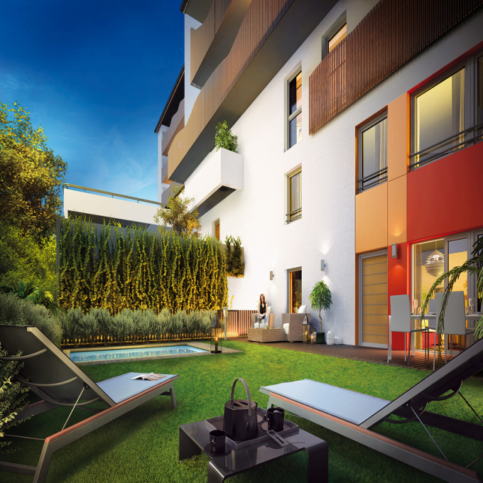 Programme neuf Appartement Port-Vendres (66660)